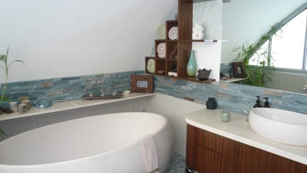 Zen Bathroom Idea