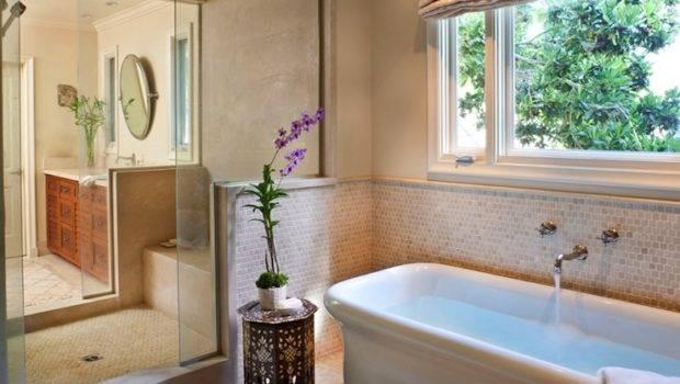 Zen Bathrooms Eclectic Bathroom Natasha Baradaran