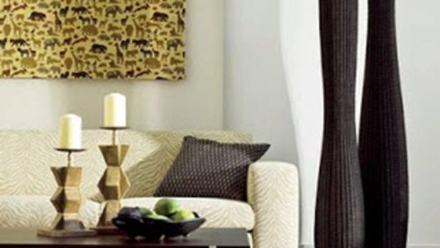 Zen Living Room Design Clutter Color Furniture