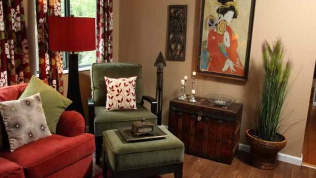 Zen Living Room Design Ideas Home Interior